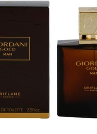 Giordano man gold oriflame sweden!