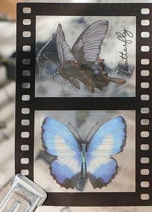 Стікери наліпки метелики наклейки стикеры бабочки