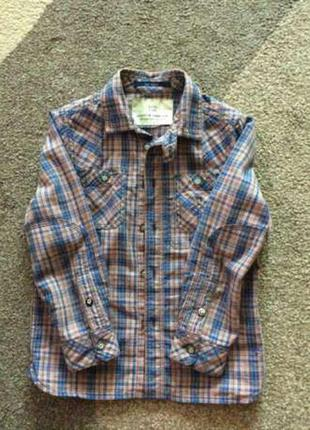 Рубашка scotch&soda 116р