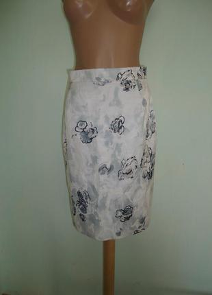 Красивая юбка миди м