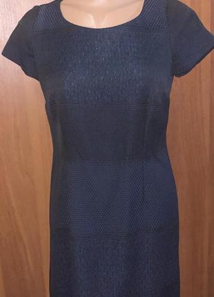Платье по фигуре на подкладке