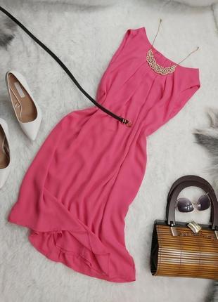 Шикарное стильное очень красивое прямое платье