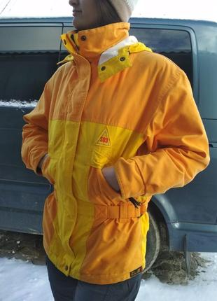 Зимняя куртка sos  швеция