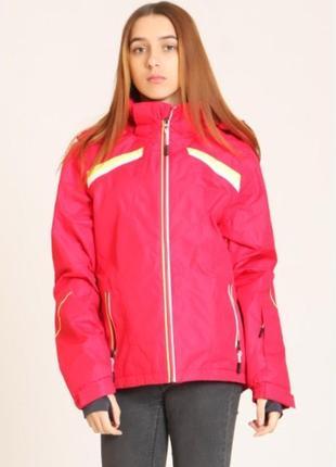 Удобная спортивная лыжная курточка