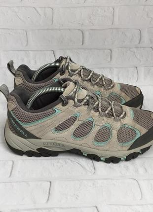 Трекінгові жіночі кросівки merrell hilltop трекинговые женские кроссовки оригинал