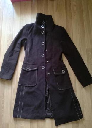 Фирменное пальто tiffi
