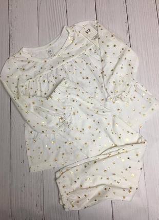 Пижама на 5 лет gap