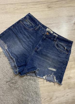 Шорты джинсовые,джинсові шорти