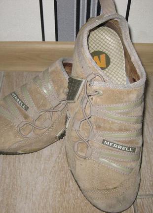 Туфли кроссовки ботинки merrell
