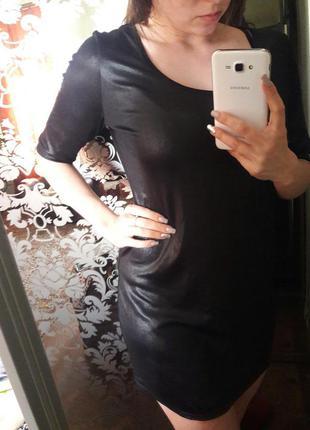 Платье по кожу