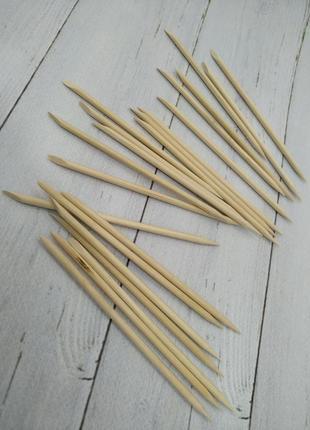 Апельсиновые палочки1 фото