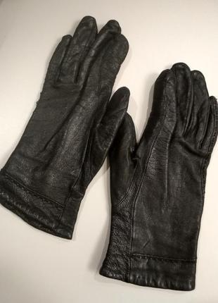 Женские кожаные перчатки panda s