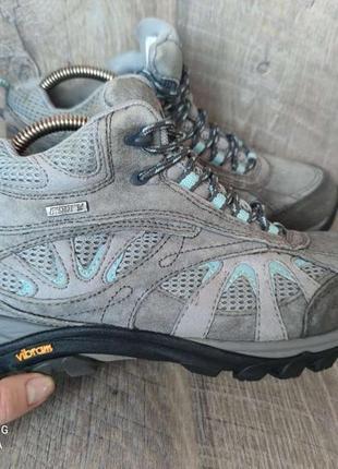 Треккинговые ботинки extreme 38.5р/24.5см