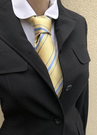 Шелковый галстук,краватка,унисекс,люкс бренд,donald j.trump.