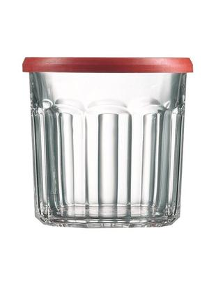 Банка с крышкой luminarc jam jar 0.5 л
