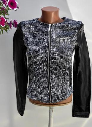 Стильний жакет піджак розмір 34 ( б-170 )