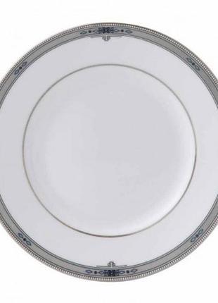Фарфоровое круглое блюдо wedgwood