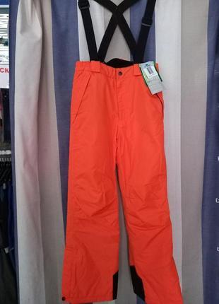 Горнолыжные штаны, термо штаны на подростка