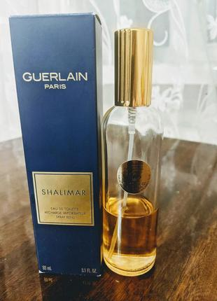 Guerlain shalimar  туалетная вода (сменный блок)