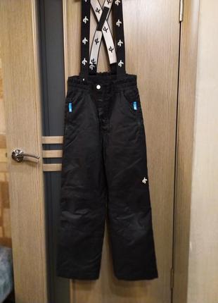 Лыжные штаны для мальчика,  девочки зима.