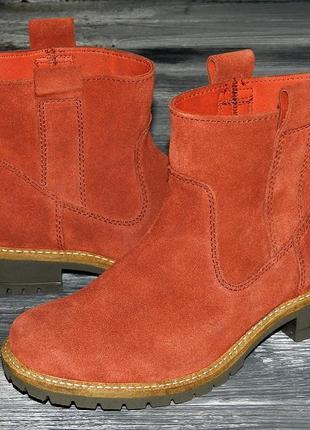 Ecco elaine оригинальные, стильные, кожаные невероятно крутые ботинки