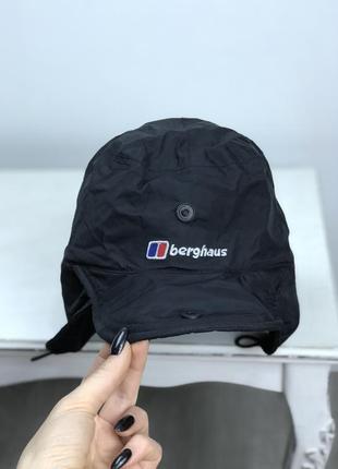 Фирменная шапка/кепка из водонепроницаемой ткани hydroshell®