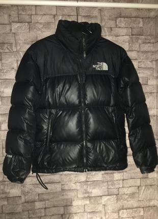 Зимний пуховик the north face 700