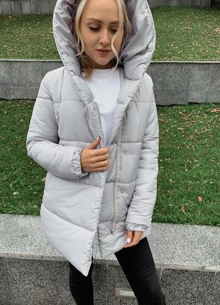 Крутая куртка зефирка