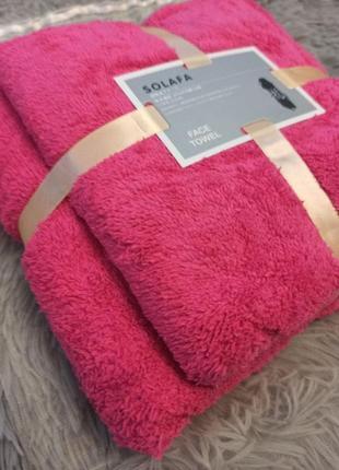 Комплект полотенец баня+для рук, отличный подарок, рушники