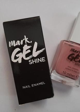Лак для ногтей mark gel shine