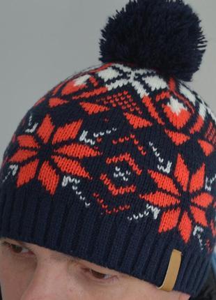 Теплая шапка pulp ® beanie hats
