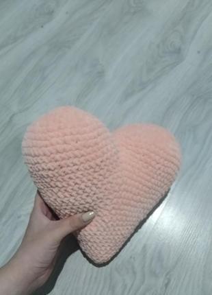 Іграшка -подушка сердечком