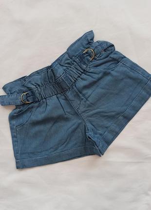 Шорты джинсовые pepperts