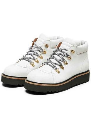 Фирменные стильные ботинки selected femme