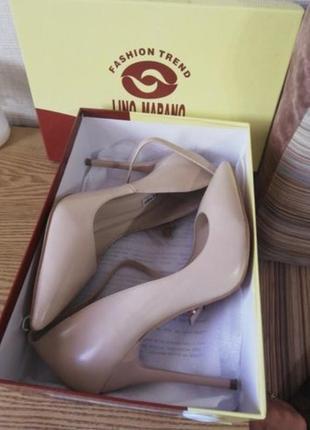 Свадебные туфли, классические лодочки