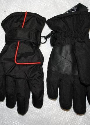 Лыжные перчатки crivit pro, германия, размер 4,5, 6 и 6,5