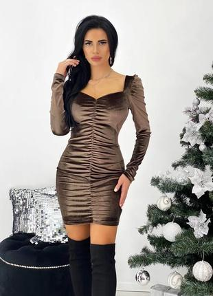 Платье женское3 фото