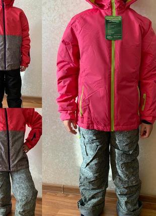 Акция!!! лыжный термо костюм crane, штаны на выбор!!!