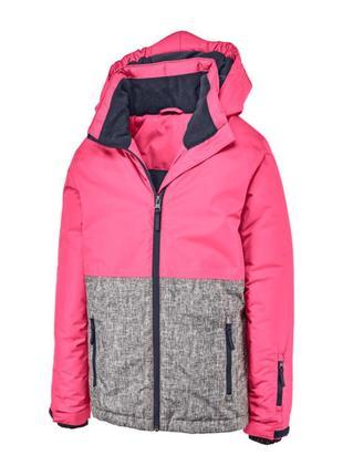Подростковая лыжная функциональная термо-курточка сrane