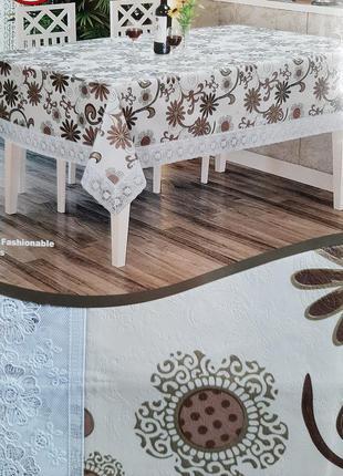 Скатерть на кухонный стол,скатертина