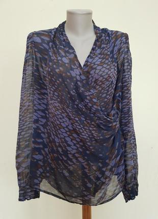 Лёгкая шёлковая блузочка