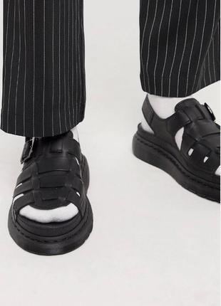 Dr.martens 8092 arc mono сандали