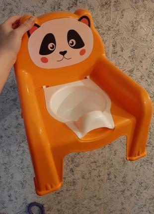 Горшок дитячий горщик туалет