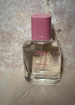 Духи zara orchid /парфуми/туалетна вода /парфюм