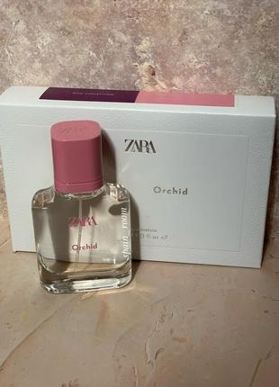 Духи zara orchid /парфуми/туалетна вода /парфюм2 фото