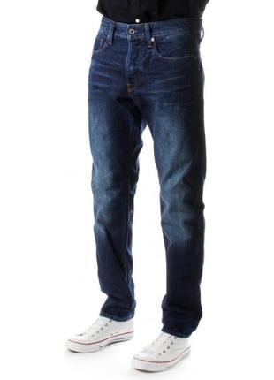 Оригинальные крутые джинсы g-star raw stean tapered