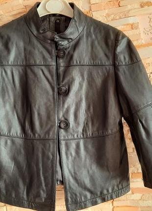 Auluna кожаная куртка