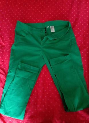 Тонкие неформальные брюки тонкие джинсы
