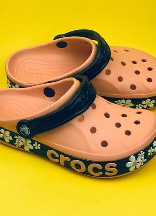 Скидка! crocs bayaband clog, крокси сабо баябенд
