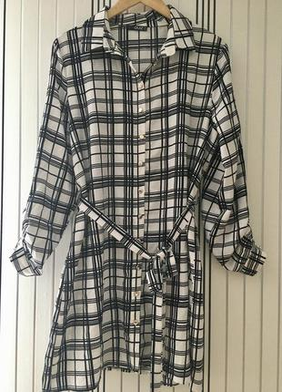 Плаття-сорочка